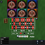 multi wheel roulette betfair casino