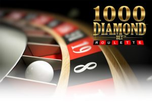 1000 Diamond Bet Roulette Photo