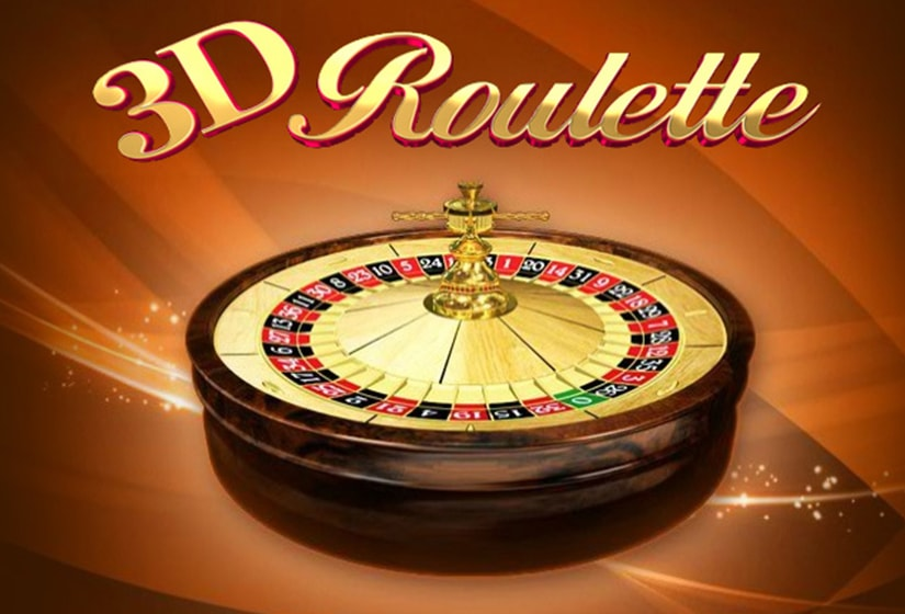 3D Roulette Playtech Photo