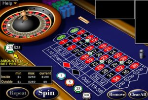 American Roulette by RTG