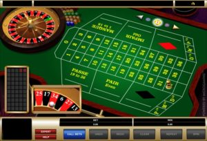 French Roulette Gold by Microgaming