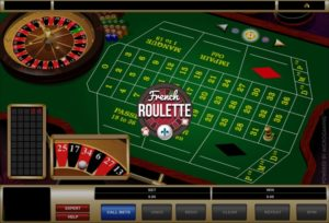French Roulette by Microgaming