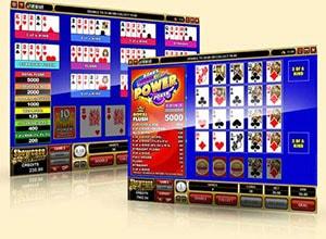Golden Tiger Video Poker