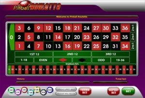Pinball Roulette Playtech