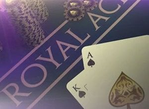 Royal Ace table games
