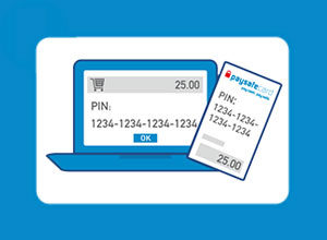 paysafecard online