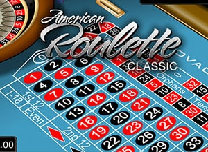 classic american roulette