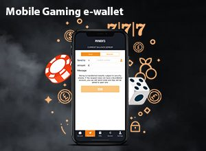Mobile Gaming E-Wallet